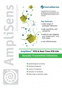 AmpliSens® PCR & Real-Time PCR kits Sexually Transmitted Infections